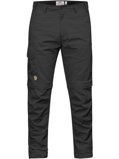 Fjällräven Karl Pro Zip-Off Trousers Men dark grey